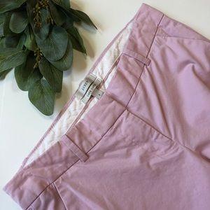 🔆 J. Crew - Cafe Capri Blush Pink Size 2